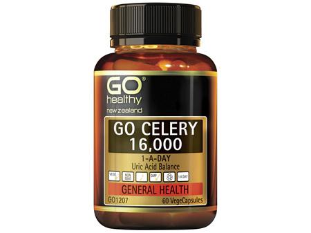GO Celery 16,000 60 VCaps