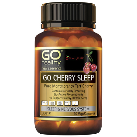 GO Cherry Sleep 30 VCaps