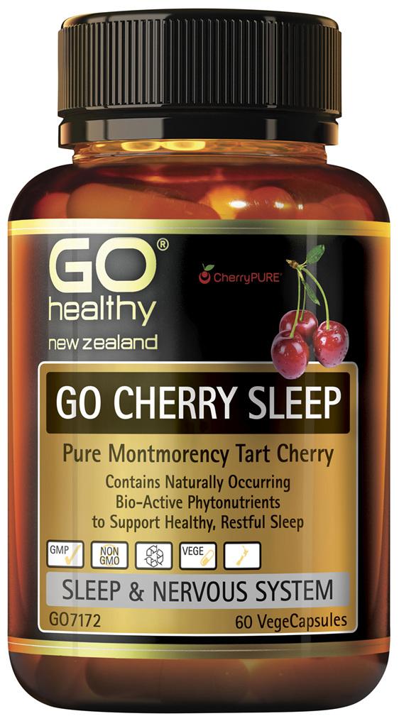 GO Cherry Sleep 60 VCaps