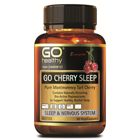 GO Cherry Sleep 60vcaps