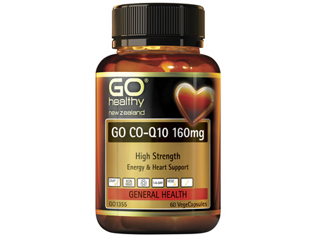 GO Co-Q10 160mg 60 VCaps