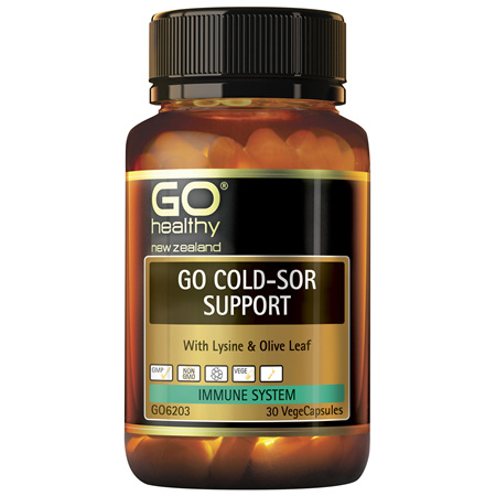 GO Cold-Sor Support 30 VCaps
