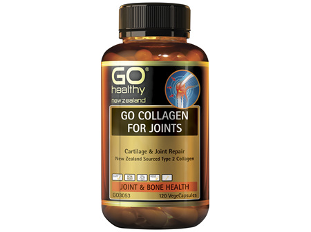 GO Collagen For Joints 120 VCaps