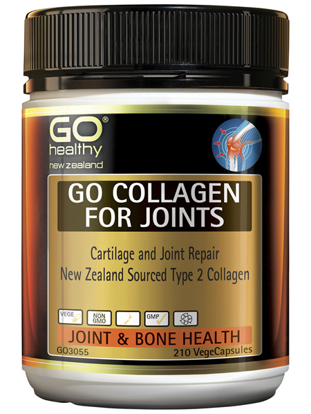 GO Collagen For Joints 210 VCaps