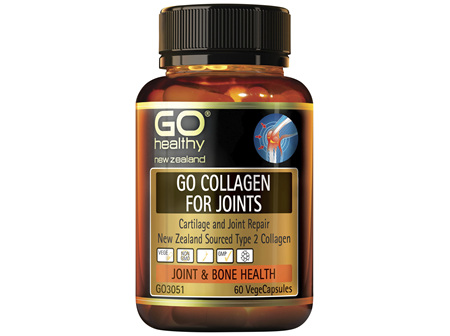 GO Collagen For Joints 60 VCaps
