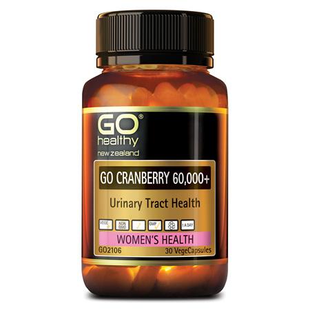 GO Cranberry 60000+ 30vcaps