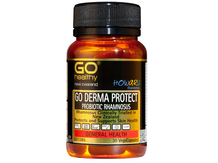 GO DERMA PROTECT HOWARU Rhamnosus (30 Vcaps)