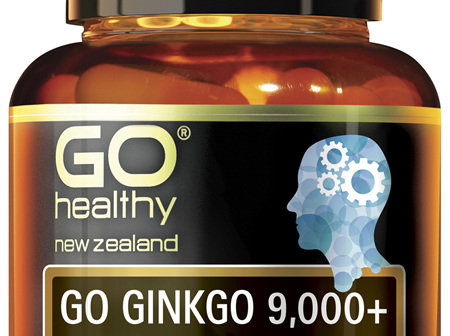 GO Ginkgo 9,000+ 60 VCaps