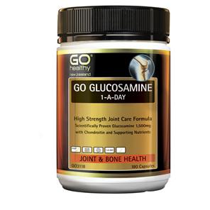 GO Glucosamine 1-A-Day 180 Caps