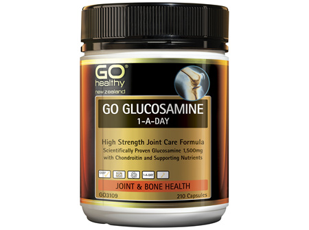 GO Glucosamine 1-A-Day 210 Caps