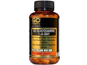 GO Glucosamine 1aDay 1500mg 60caps