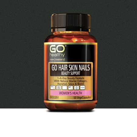 GO Hair/Skin/Nail Beauty Sup 50vcap