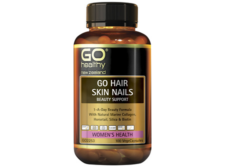 GO Hair Skin Nails Beauty Support 100 VCaps