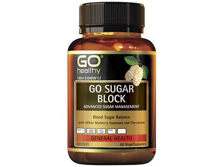 GO Health GO Sugar Block60 VegeCaps