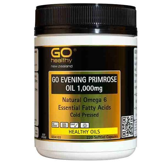 Go healthy evening primrose