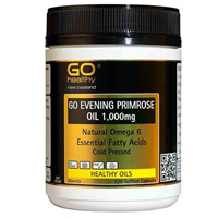 Go Healthy Evening Primrose Oil 1,000mg 220 softgel caps