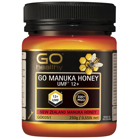 GO Healthy GO Manuka Honey UMF 12+ 250g
