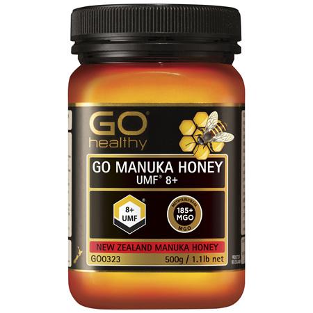 GO Healthy GO Manuka Honey UMF 8+ 500g