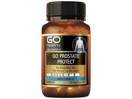 GO Healthy GO Prostate Protect 30 VegeCaps