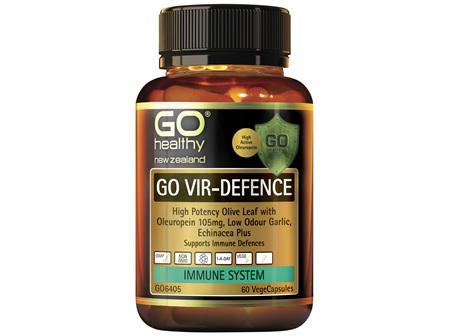 GO Healthy GO VirDefence 60 Capsules