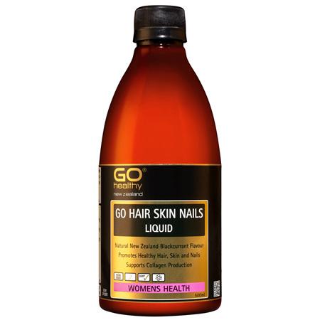 GO Healthy Hair Skin Nail Liquid 500ml