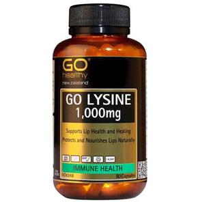 go healthy lysine