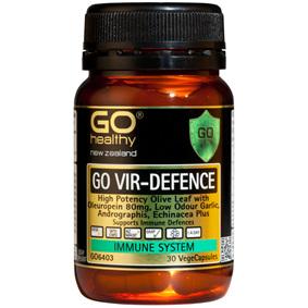 Go Healthy Vir-Defence 30 caps