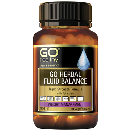 GO Herbal Fluid Balance 30 VCaps
