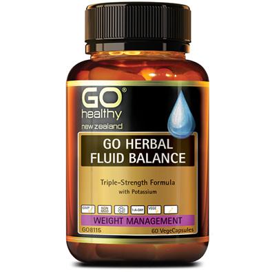 GO Herbal Fluid Balance 60 VCaps