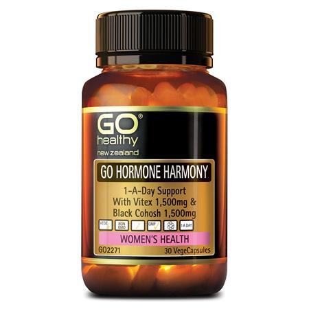 GO Hormone Harmony 30vcaps