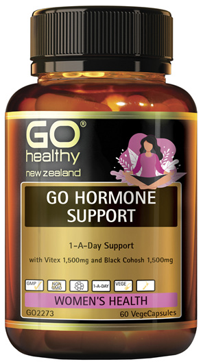 GO Hormone Support 60 VCaps