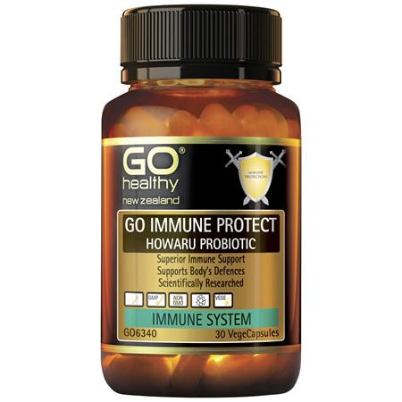 GO Immune Protect 30 VCaps