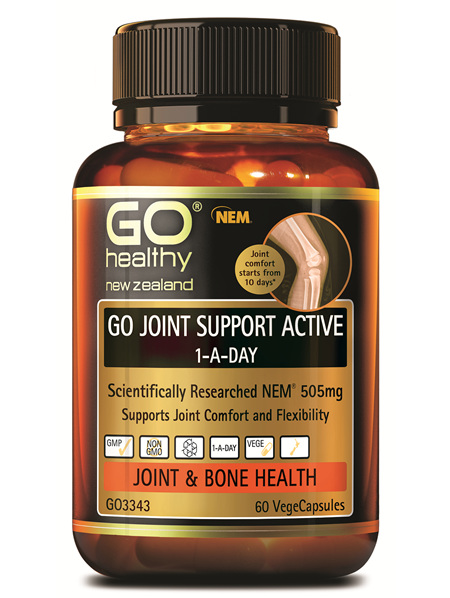 GO JOINT SUPPORT ACTIVE 1-A-DAY (60 VCAPS)