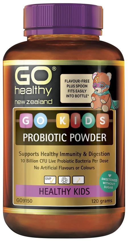 GO Kids Probiotic Powder 120g