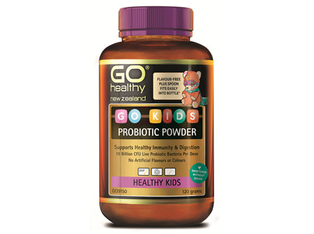 GO Kids Probiotic Powder (120g)