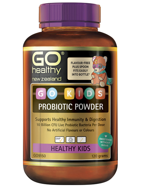 GO Kids Probiotic Powder 120g