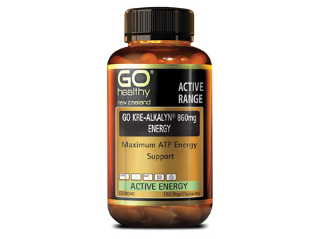 GO KRE-ALKALYN® 860MG ENERGY - ATP ENERGY SUPPORT (120 VCAPS)