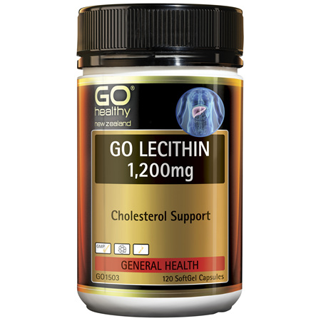 GO Lecithin 1200 120caps