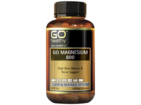 GO Magnesium 800 120 VCaps