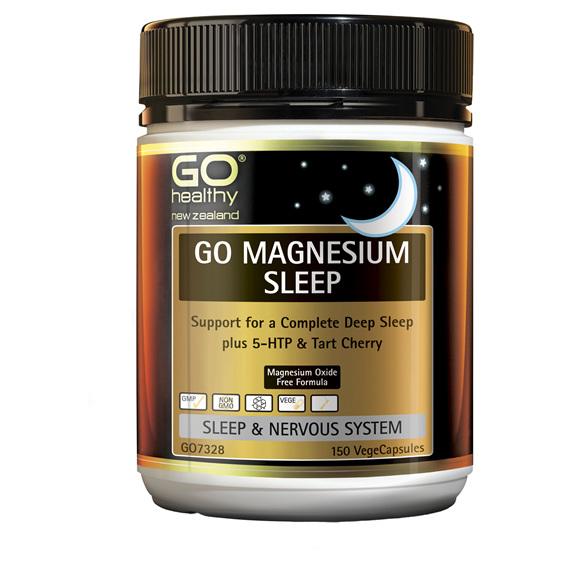 GO Magnesium Sleep 150 VCaps