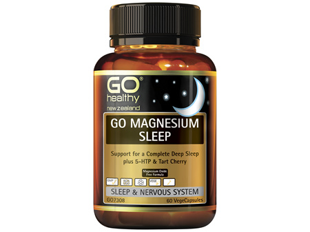 GO Magnesium Sleep 60 VCaps