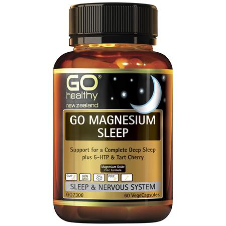 GO Magnesium Sleep 60vcaps