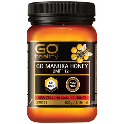 GO Manuka Honey UMF 12+ 250g