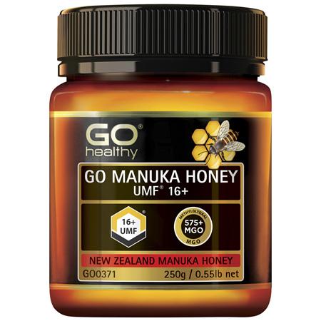 GO Manuka Honey UMF 16+ 250g