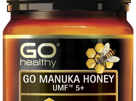 GO Manuka Honey UMF 5+ (MGO 85+) 1kg