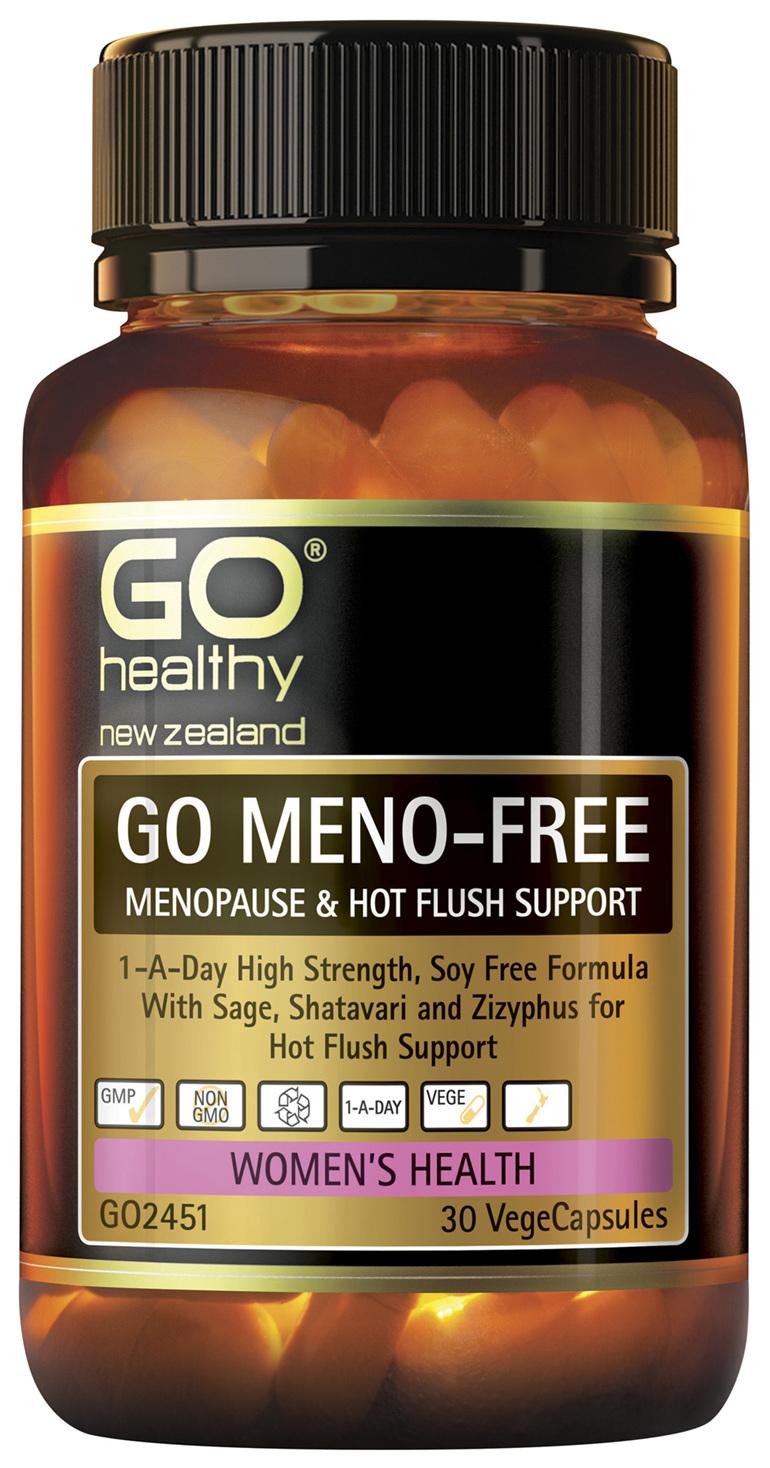 GO Meno-Free 30 VCaps