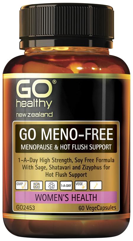 GO Meno-Free 60 VCaps