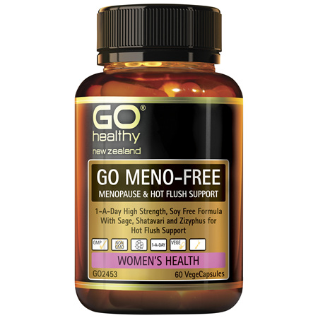 GO Meno-Free 60vcaps