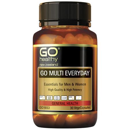 GO Multi Everyday 30 VCaps