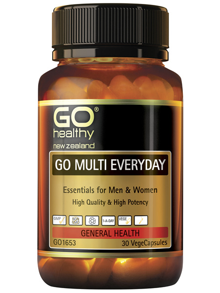 GO Multi Everyday 30 VCaps